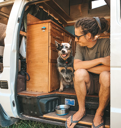 DIY Van Life Tour